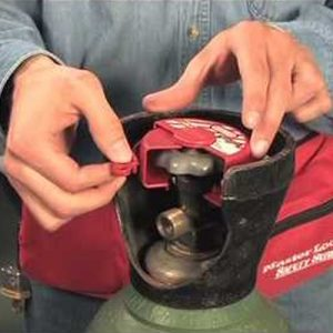 Bloqueo de valvulas de compuerta 1pulgada a 3 pulgadas 25 mm a 76 mm Master Lock 480